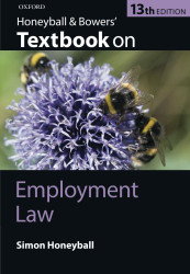 Honeyball and Bowers' Textbook on Employment Law