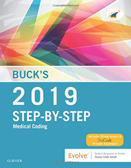 Buck's Step-by-Step Medical Coding 2019 Edition