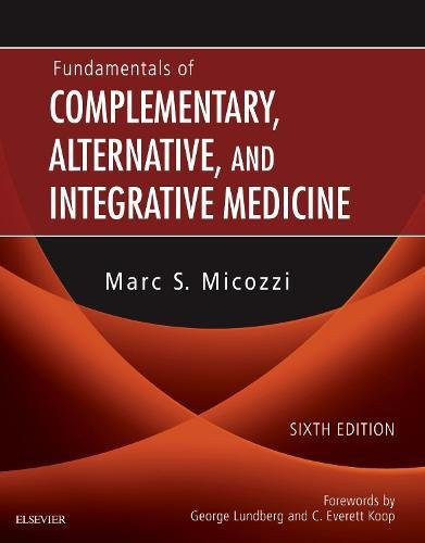 Fundamentals of Complementary Alternative & Integrative Medicine