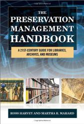 Preservation Management Handbook