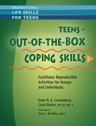 Teens - Out-of-the-Box Coping Skills - Facilitator Reproducible Activities for