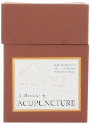 Manual of Acupuncture - with Cards