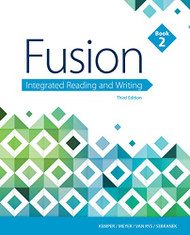 Fusion: Integrated Reading and Writing Book 2