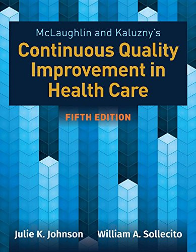 Continuous Quality Improvement in Health Care