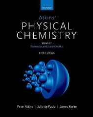 Atkins' Physical Chemistry 1