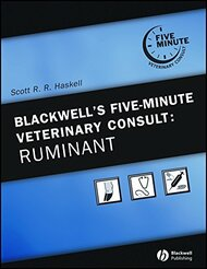 Blackwell's Five-Minute Veterinary Consult Ruminant