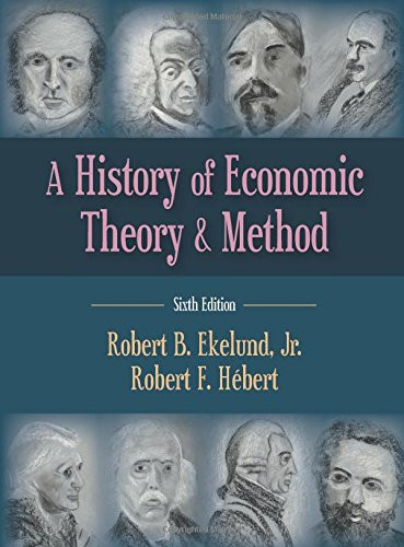 History of Economic Theory and Method