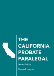 California Probate Paralegal
