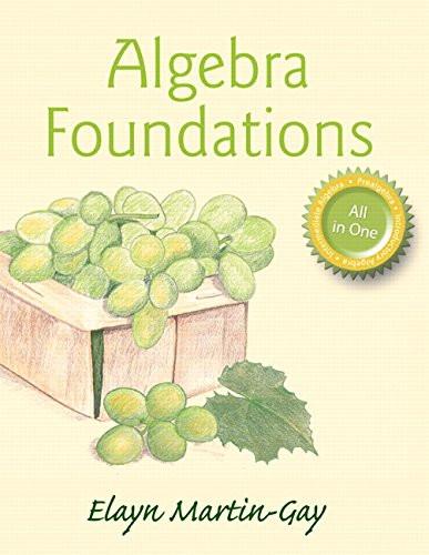 Algebra Foundations