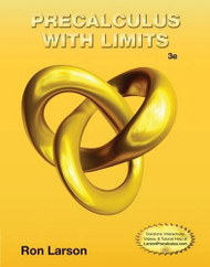 Precalculus with Limits  Ron Larson