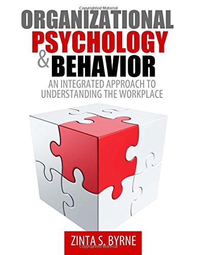 Organizational Psychology And Behavior
