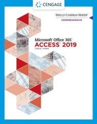 Shelly Cashman Microsoft Office 365 & Access 2019 Comprehensive