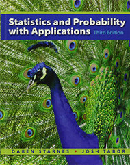 Statistics and Probability with Applications