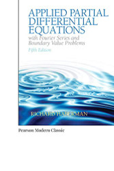 Applied Partial Differential Equations with Fourier Series and Boundary Value