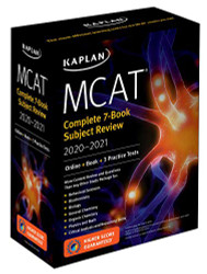 Kaplan Mcat Review Complete Subject Review