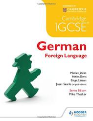Cambridge Igcse and International Certificate German Foreign Language
