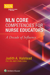 NLN Core Competencies for Nurse Educators