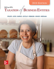 Mcgraw-Hill's Taxation of Business Entities