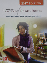 Mcgraw Hill's Taxation of Business Entities