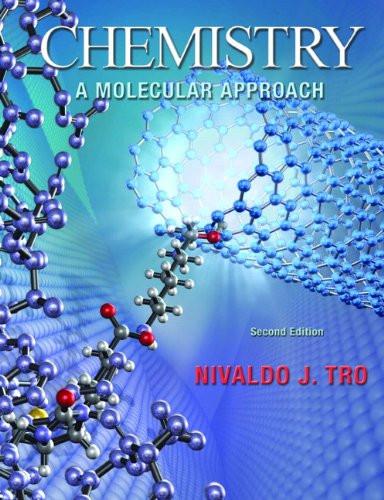 Chemistry A Molecular Approach