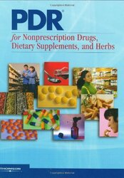 Pdr for Nonprescription Drugs Dietary Supplements and Herbs 2008