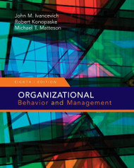 Organizational Behavior & Management