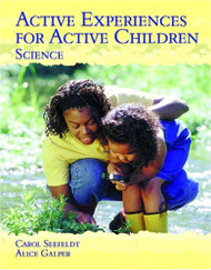 Active Experiences for Active Childrenand Science