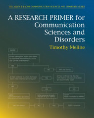 Research Primer For Communication Sciences And Disorders