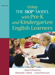 Using The Siop&Reg Model With Pre-K And Kindergarten English Learners