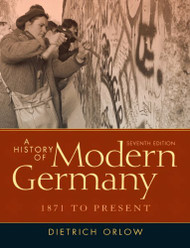History of Modern Germany 1871-Present