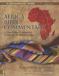 Africa Bible Commentary Volume C