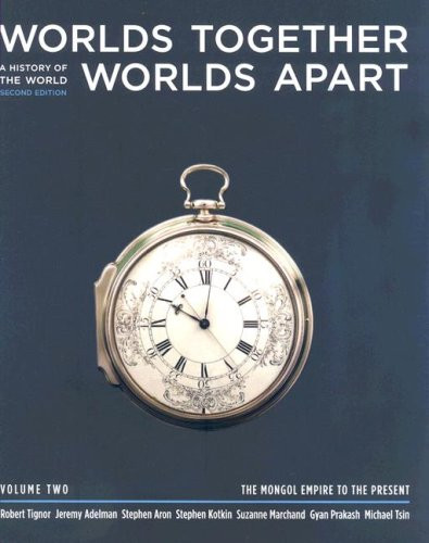 Worlds Together Worlds Apart Volume 2