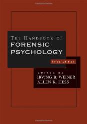 Handbook of Forensic Psychology