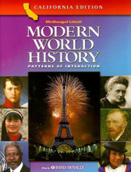 Modern World History California
