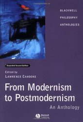From Modernism to Postmodernism