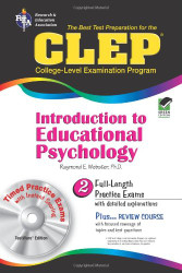 Clep Introduction to Educational Psychology