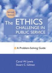 Ethics Challenge In Public Service