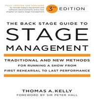 Back Stage Guide To Stage Management