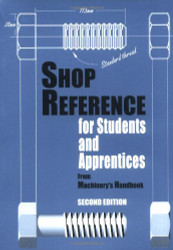 Shop Reference For Students And Apprentices