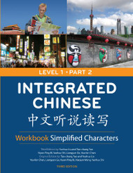 Integrated Chinese Level 1 Part 2 Workbook