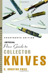 Official Price Guide to Collector Knives 1