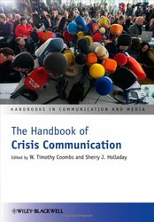 Handbook of Crisis Communication