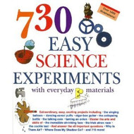 730 Easy Science Experiments
