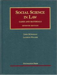 Social Science In Law