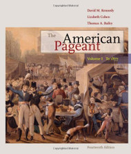 American Pageant Volume 1