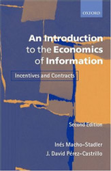 Introduction to the Economics of Information