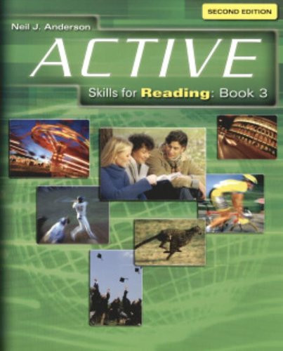Active Skills for Reading 3