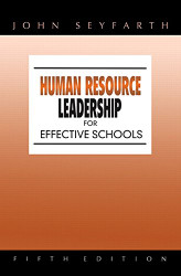 Human Resource Management for Effective Schools