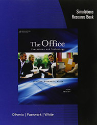 Simulations Resource Book for The Office: Procedures and Technology