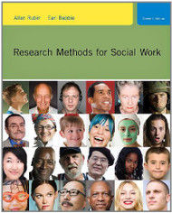 Study Guide for Rubin/Babbie's Research Methods for Social Work